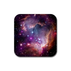 Small Magellanic Cloud Rubber Coaster (Square)