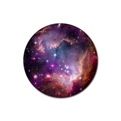 Small Magellanic Cloud Rubber Coaster (Round)
