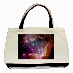 Small Magellanic Cloud Basic Tote Bag (Two Sides)