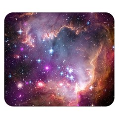 Small Magellanic Cloud Double Sided Flano Blanket (Small)