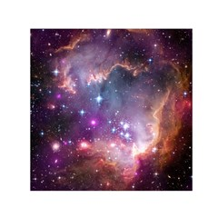 Small Magellanic Cloud Small Satin Scarf (Square)