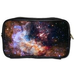 Celestial Fireworks Toiletries Bags 2-Side