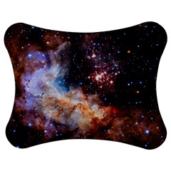 Celestial Fireworks Jigsaw Puzzle Photo Stand (Bow)