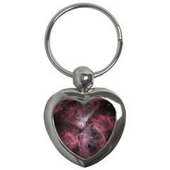 Carina Peach 4553 Key Chains (Heart)