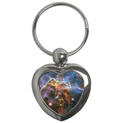 Pillar And Jets Key Chains (Heart)