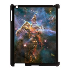 Pillar And Jets Apple iPad 3/4 Case (Black)