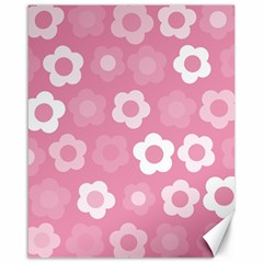 Floral pattern Canvas 16  x 20