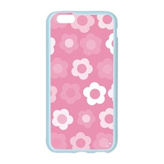 Floral pattern Apple Seamless iPhone 6/6S Case (Color)
