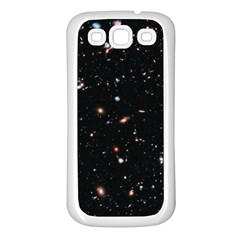 Extreme Deep Field Samsung Galaxy S3 Back Case (White)