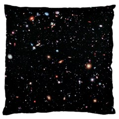 Extreme Deep Field Large Flano Cushion Case (One Side)