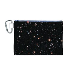 Extreme Deep Field Canvas Cosmetic Bag (M)
