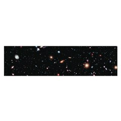 Extreme Deep Field Satin Scarf (Oblong)