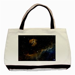 Seagull Nebula Basic Tote Bag