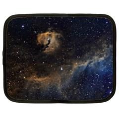Seagull Nebula Netbook Case (XXL)