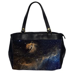 Seagull Nebula Office Handbags (2 Sides)
