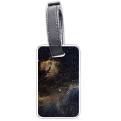 Seagull Nebula Luggage Tags (One Side)