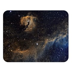Seagull Nebula Double Sided Flano Blanket (Large)