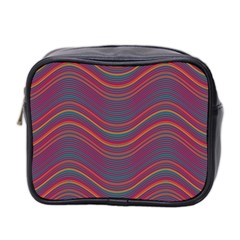 Pattern Mini Toiletries Bag 2-Side