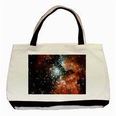 Star Cluster Basic Tote Bag (Two Sides)