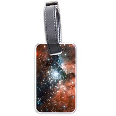 Star Cluster Luggage Tags (Two Sides)