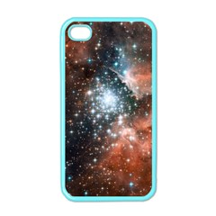 Star Cluster Apple iPhone 4 Case (Color)