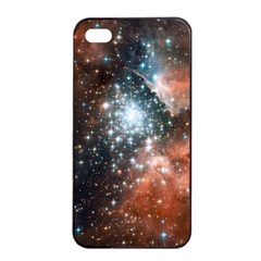 Star Cluster Apple iPhone 4/4s Seamless Case (Black)
