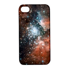 Star Cluster Apple iPhone 4/4S Hardshell Case with Stand