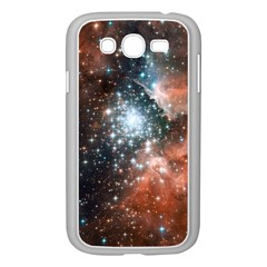 Star Cluster Samsung Galaxy Grand Duos I9082 Case (white)