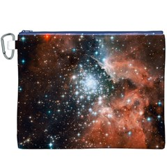 Star Cluster Canvas Cosmetic Bag (XXXL)