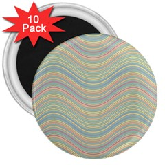 Pattern 3  Magnets (10 pack)