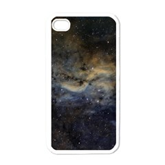 Propeller Nebula Apple iPhone 4 Case (White)