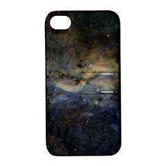 Propeller Nebula Apple iPhone 4/4S Hardshell Case with Stand