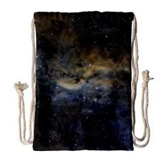 Propeller Nebula Drawstring Bag (Large)