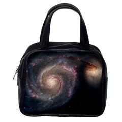 Whirlpool Galaxy And Companion Classic Handbags (One Side)