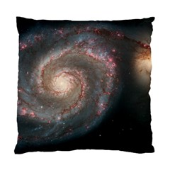 Whirlpool Galaxy And Companion Standard Cushion Case (One Side)