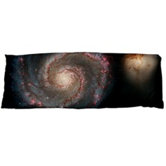 Whirlpool Galaxy And Companion Body Pillow Case (Dakimakura)