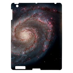 Whirlpool Galaxy And Companion Apple iPad 3/4 Hardshell Case