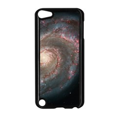 Whirlpool Galaxy And Companion Apple iPod Touch 5 Case (Black)