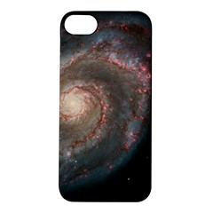 Whirlpool Galaxy And Companion Apple iPhone 5S/ SE Hardshell Case