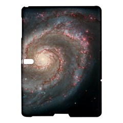 Whirlpool Galaxy And Companion Samsung Galaxy Tab S (10.5 ) Hardshell Case
