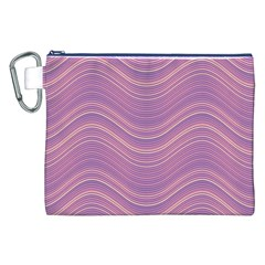 Pattern Canvas Cosmetic Bag (XXL)