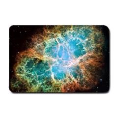 Crab Nebula Small Doormat
