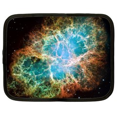 Crab Nebula Netbook Case (XL)