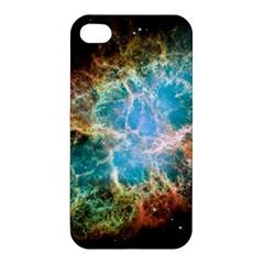 Crab Nebula Apple iPhone 4/4S Hardshell Case