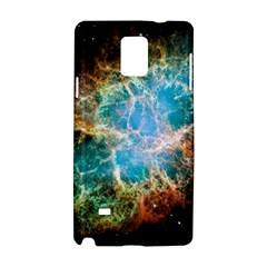 Crab Nebula Samsung Galaxy Note 4 Hardshell Case
