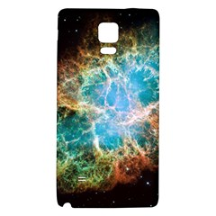 Crab Nebula Galaxy Note 4 Back Case