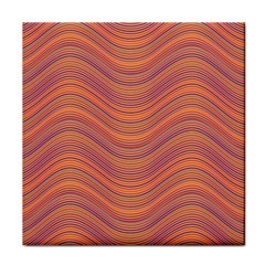 Pattern Face Towel