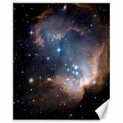 New Stars Canvas 16  x 20