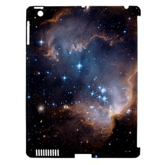 New Stars Apple iPad 3/4 Hardshell Case (Compatible with Smart Cover)