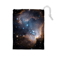 New Stars Drawstring Pouches (Large)